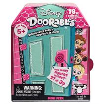 Mini Kit Doorables Disney DTC Personagens Sortidos -