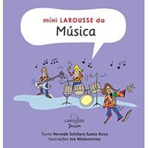 Mini Larousse da Música -