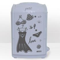 Mini lavadora de roupas petit fitness branca 127v - Praxis