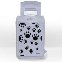 Mini lavadora de roupas petit pet branca 127v - Praxis