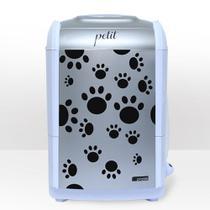 Mini lavadora de roupas petit pet prata 127v - Praxis