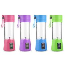 Mini Liquidificador Juice Cup Portátil Shake Cabo Usb - Exclusivo