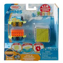 Mini Locomotiva Surpresa Animal - Thomas e seus Amigos - Mattel (256476) -