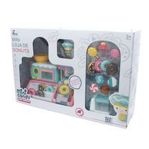 Mini Loja Donuts Fenix Brinquedos 790-5 Musical Com Luzes -