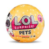 Mini LOL Surprise - Pets - 7 Surpresas - Candide -