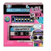 Mini LOL Surprise - Remix Hair Flip - Pets - 9 Surpresas - Candide -