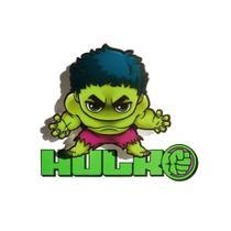 Mini Luminária 3D Light FX Marvel Hulk - Beek -