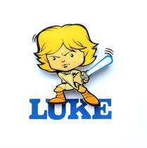 Mini Luminária 3D Light FX Star Wars Luke - Beek