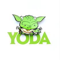 Mini Luminária 3D Light FX Star Wars Yoda - Beek
