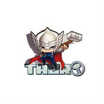 Mini Luminária 3D Light FX Vingadores Thor - Beek