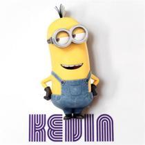 Mini Luminária 3d Minions - Kevin - Beek