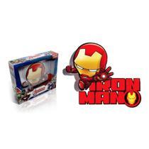 Mini Luminaria Homem de Ferro - 3D Light Fx