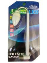Mini luminaria led usb para computador e notbook branco frio raste mini-lamp - Exbom