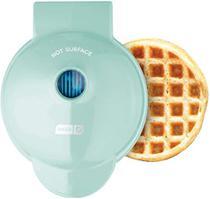 Mini Máquina De Waffles Dash Dmw001aq -