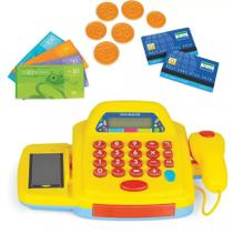 Mini Market Caixa Registradora - Homeplay -