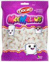 Mini Marshmallow MaxMallows 150g Tubo Branco - Festabox
