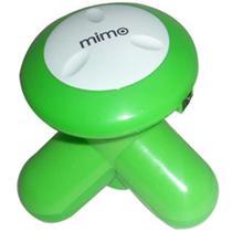 Mini Massageador Vibrador USB ou Pilhas MIMO B03 colorido CD 17223-6 - Wmt