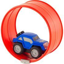 Mini max tow mini carro com pista magnetica dtc unica -