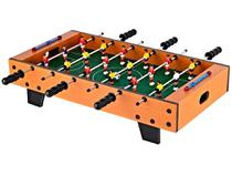 Mini Mesa de Pebolim Infantil Dm Toys - Totó Super Craque Master com 2 Bolinhas
