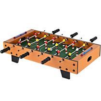 Mini Mesa Pebolim Infantil Totó 70cm 18 Jogadores - Dm Toys