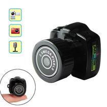 Mini Micro Camera Dv Filmadora 720p 2g Espiã Menor Do Mundo - Mr Vendas