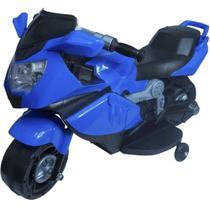 Mini Moto Elétrica Importway Infantil BW044AZ - Azul -