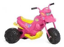 Mini Moto Elétrica Xt3 Fashion 6 Volts - 2701 - Bandeirante - Brinquedos