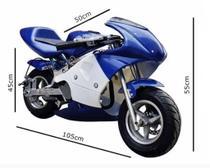 Mini Moto Gp Ninja 49cc - DSR - Dsrshop
