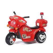 Mini Moto Importway Elétrica Infantil 6V 18W BW006VM - Vermelha -