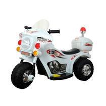 Mini Moto Police Miniway BW002 - Branca - Importway