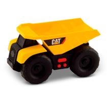 Mini Mover Caminhão Cat Dump Truck - DTC -