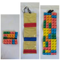 Mini Organizador Multiuso Lego - Artes Da Dil