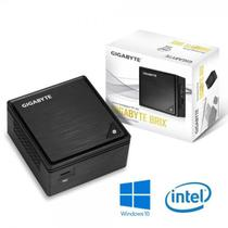 Mini PC Quad Core Gigabyte, 8gb Ram, SSD 120, Wifi, Windows 10 - Alfatec