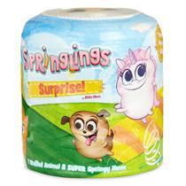 Mini Pelúcia Surpresa Colecionável - Springlings - Candide -