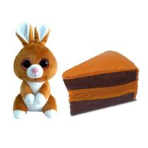 Mini Pelúcia Surpresa - Sweet Pet Animals - Bunny Coco Cake - Toyng -