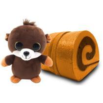 Mini Pelúcia Surpresa - Sweet Pet Animals - Jimmy Swirlin - Toyng -