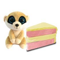 Mini Pelúcia Surpresa - Sweet Pet Animals - Sweet Berry Finn - Toyng -
