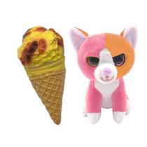 Mini Pelúcia Surpresa - Sweet Pet Cats - Sweet Corn Cutie - Toyng -