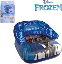 Mini poltrona inflavel 60cm frozen - Etitoys