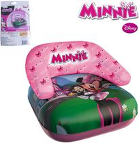 Mini poltrona inflavel 60cm minnie - Etitoys