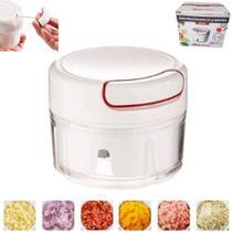 Mini Processador Alimentos Manual Compacto Fácil Usar Utensílios Domésticos - Unyhome -