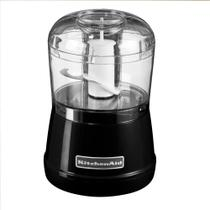 Mini Processador Chopper Onyx Black 127V KitchenAid