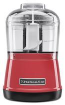 Mini Processador de Alimentos - Empire Red - Kitchenaid