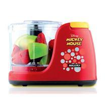 Mini Processador Mallory Mickey Mouse 130W Vermelho 110V       B91201671 -