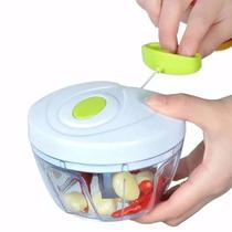 Mini Processador Manual de Alimentos - Nicer Dicer Plus
