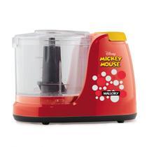 Mini Processador Mickey Mouse 220V Mallory Vermelho -