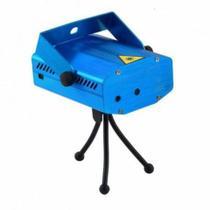 Mini Projetor Holográfico Laser Efeitos Especiais 3d Desenho - Peba