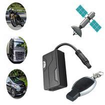 Mini Rastreador Gps Coban Bloqueador Veicular Tk-311c -