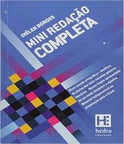 Mini Redacao Completa - Hedra educacao