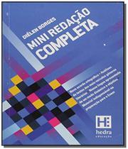 Mini redacao completa - Hedra -